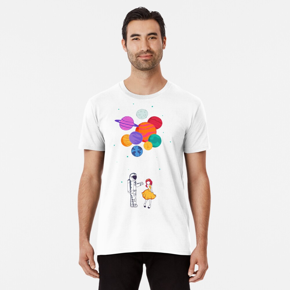 For You, Everything Men's Premium T-Shirt Front
