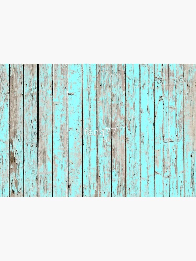 Distressed Shabby Chic Pastell Aqua Blau Holzmaserung von lfang77