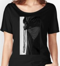 Always with my mala beads. Women's Relaxed Fit T-Shirt