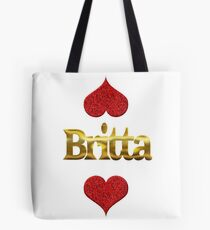 Britta Tote Bag