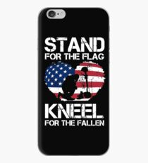 Stand For The Flag iPhone Case