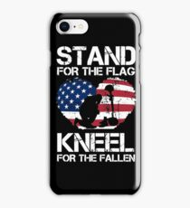 Stand For The Flag iPhone Case/Skin
