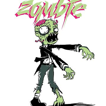 Zombie Walker  by bstees