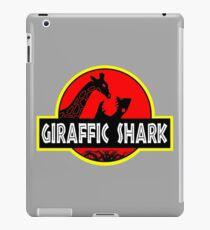Giraffic Shark: A Movie Parody iPad Case/Skin