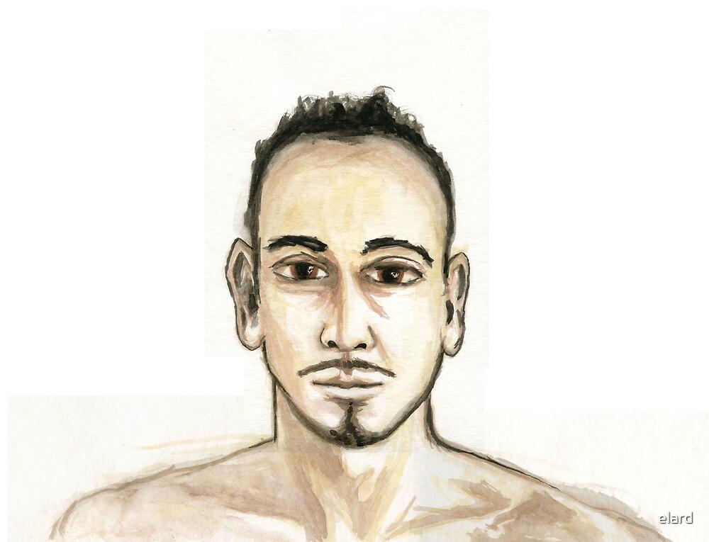 self portrait no. 27 by elard