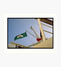 From Le Havre to Cork Art Print
