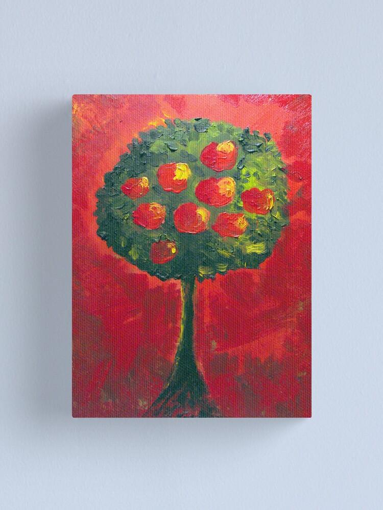 Alternate view of Abundance Canvas Print