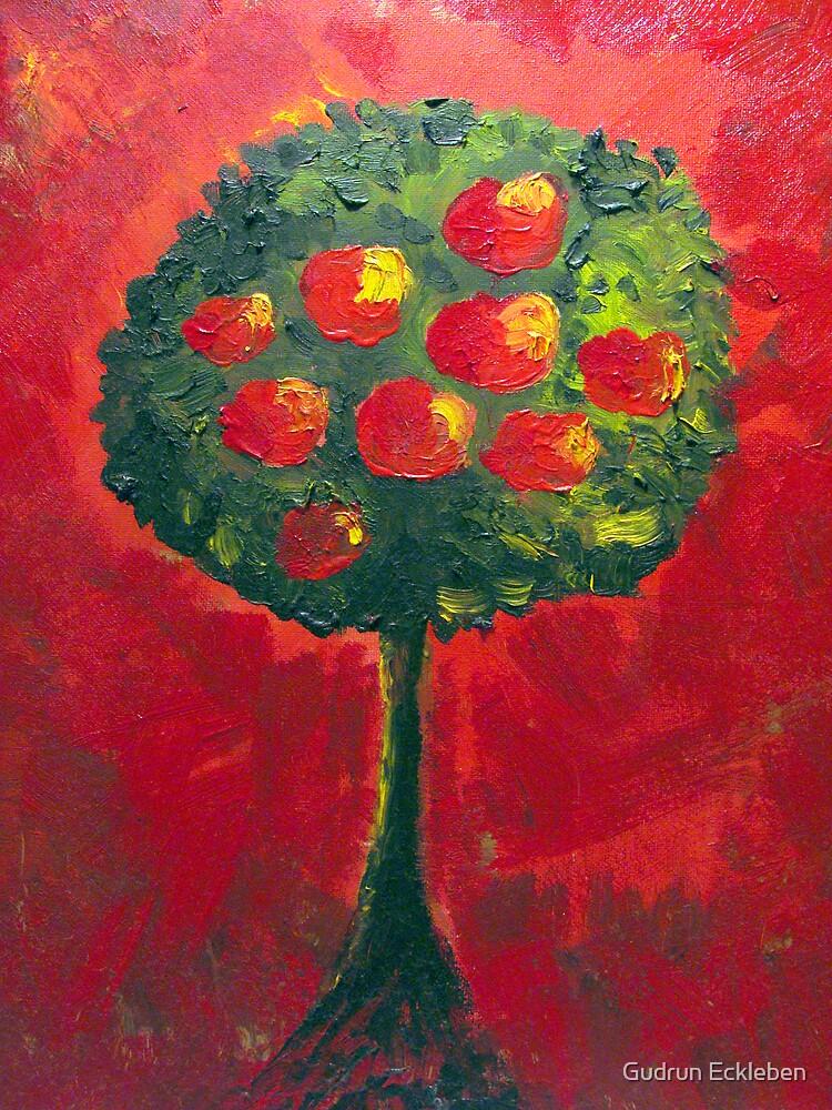 Abundance by Gudrun Eckleben