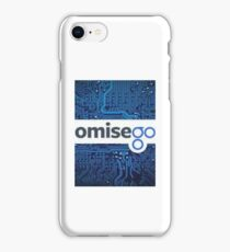 Omisego iPhone Case/Skin