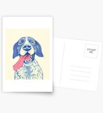 Jola #01 - German Short-Haired Pointer Postcards