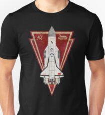 CCCP Energiya Buran V01 Slim Fit T-Shirt