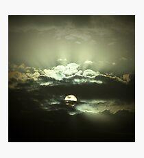 Moroccan Sky Photographic Print