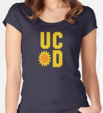Buffy - Sunnydale University Women's Fitted Scoop T-Shirt