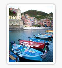 Summer in Italy Sticker