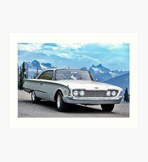 1960 Ford Starliner II Art Print