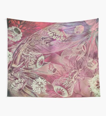 Sealife Wall Tapestry