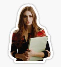 Lydia Martin Sticker