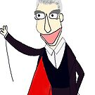 The Twelfth Doctor Muppet Style by Qooze