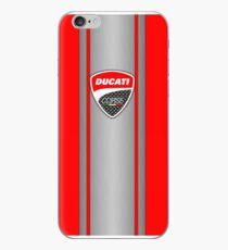 Ducati Corse Stahlhaut iPhone-Hülle & Cover