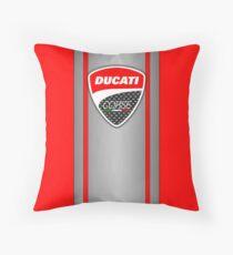 Cojín Piel de acero Ducati Corse