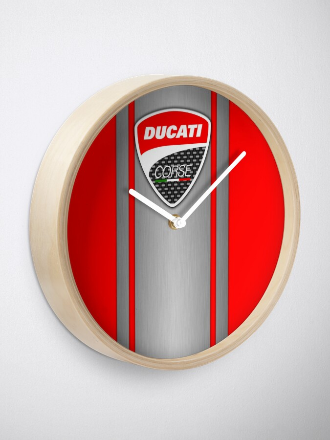 Alternative Ansicht von Ducati Corse Stahlhaut Uhr