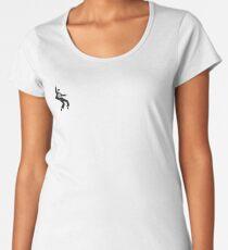 Elvis Jailhouse Rock Pose Premium Scoop T-Shirt