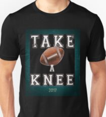 Take a Knee 2017 Anthem Protest Unisex T-Shirt