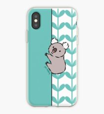 Clinging Koala  iPhone Case