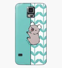 Clinging Koala  Case/Skin for Samsung Galaxy