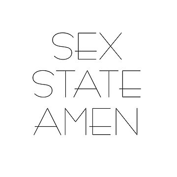 SEXSTATEAMEN by hitme
