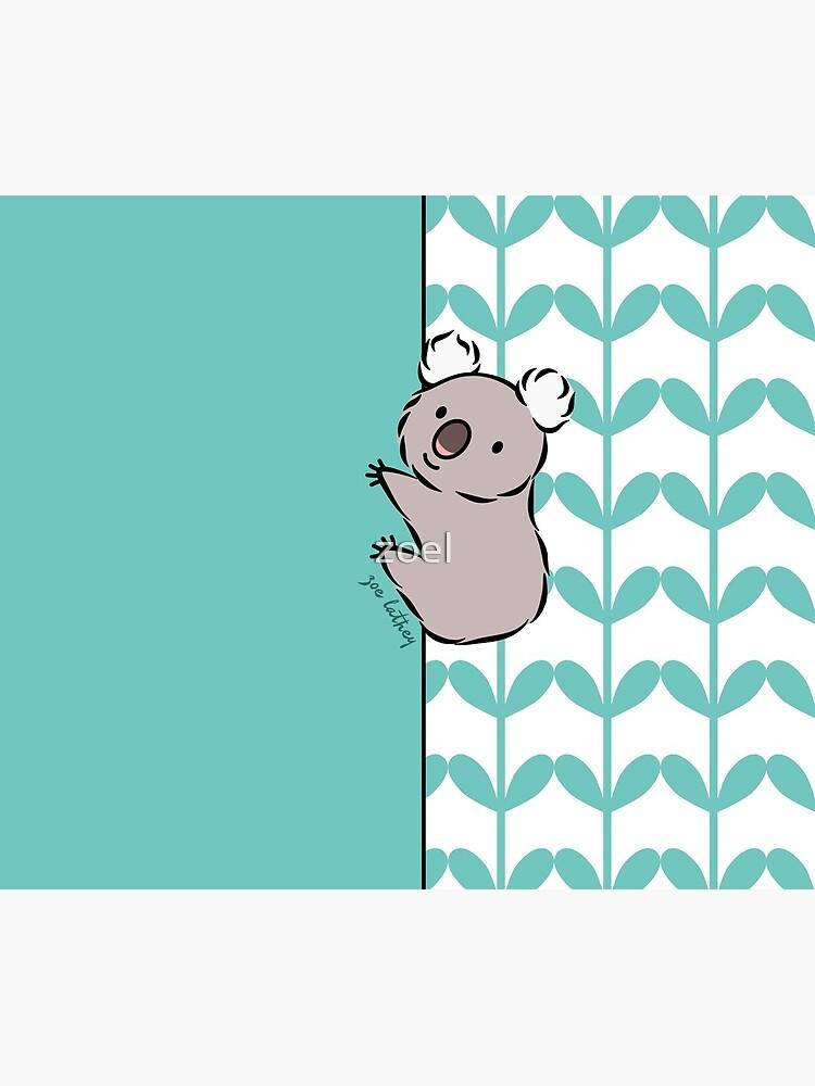 Aferrarse a Koala de zoel