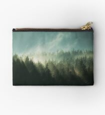 In the end... Zipper Pouch