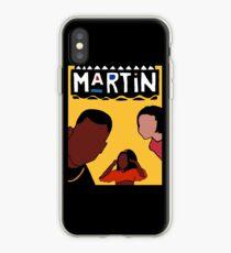 Martin (Yellow) iPhone Case