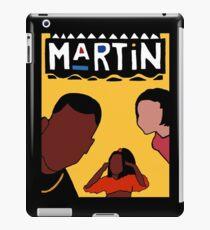 Martin (Yellow) iPad Case/Skin