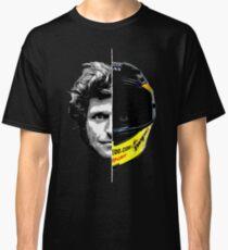 Guy Martin 2 Sides Helmet Design Classic T-Shirt