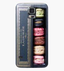 Funda/vinilo para Samsung Galaxy Macaron Laduree