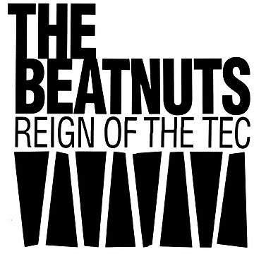 Beatnuts Reign of the tec, promoción de 1993 de TheJBeez