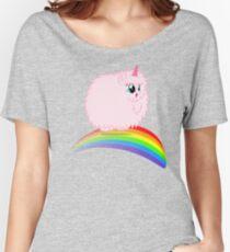 PFUDOR Women's Relaxed Fit T-Shirt