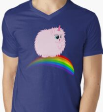 PFUDOR Men's V-Neck T-Shirt