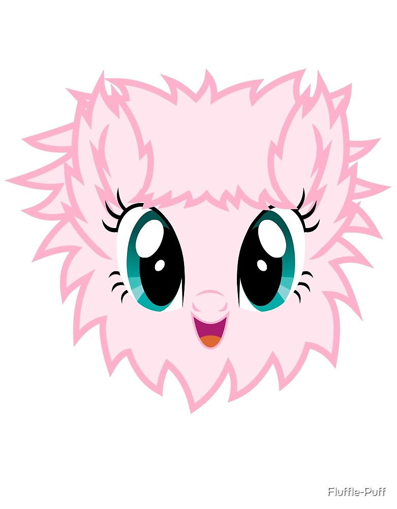 Fluffle Face by Fluffle-Puff