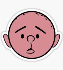 Karl Pilkington - The Ricky Gervais Show Sticker