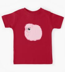 Fluffle Puff Stare Kids Clothes
