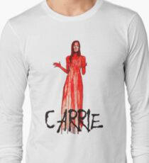 bloody carrie Long Sleeve T-Shirt
