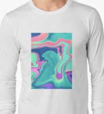 Lava Sea Long Sleeve T-Shirt