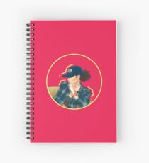 Lil Lay Low Spiral Notebook