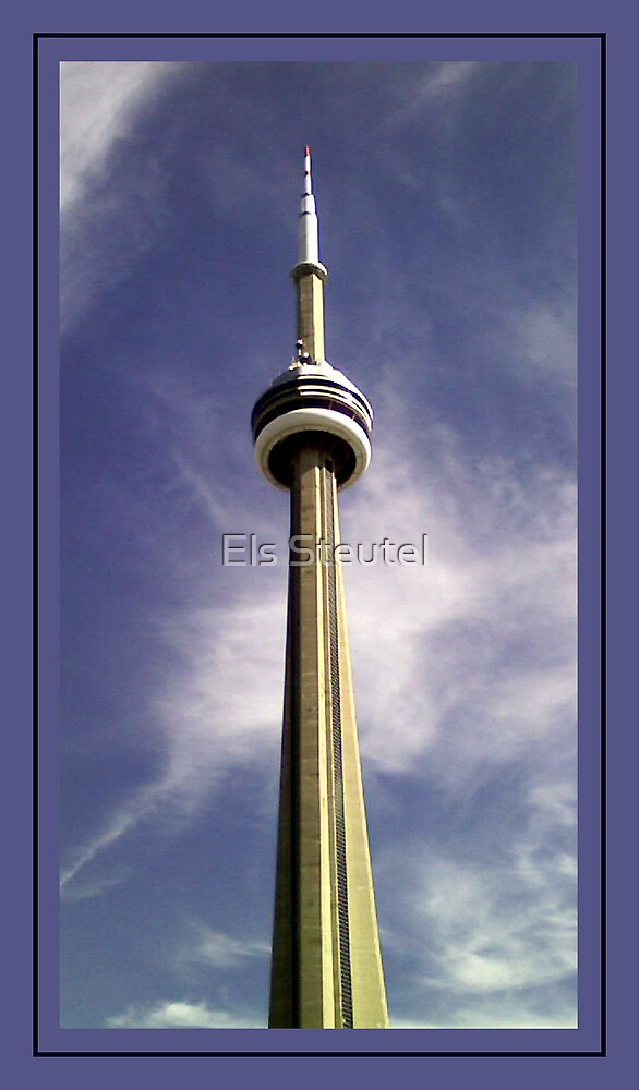 CN-Tower by Els Steutel