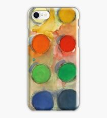 Watercolor Print iPhone Case/Skin