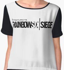 Rainbow Six Siege Women's Chiffon Top