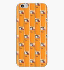 Ctrl Yellow Lighter iPhone Case