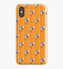 Ctrl Yellow Lighter iPhone Case/Skin